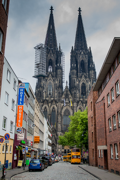 Germany-High Cathedral of St. Peter