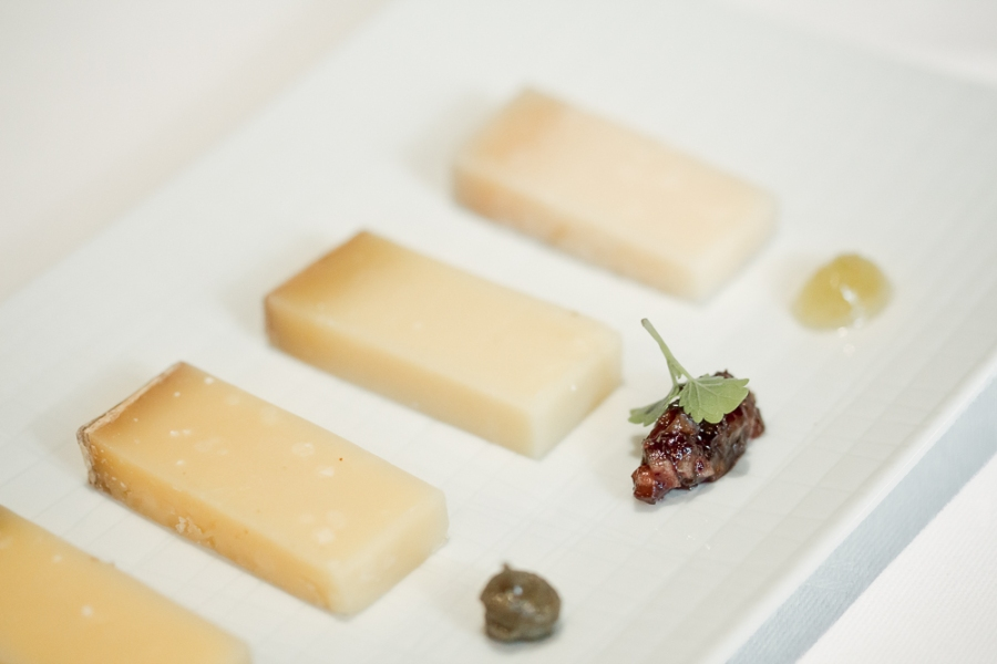 Vintage Hard Cheese from Maitre Antony: Comte from the years: 2009, 2010, 2011 / Beaufort / Parmesan Grande Reserva